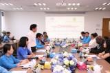 Liên hiệp Công đoàn thế giới làm việc với Liên đoàn Lao động tỉnh