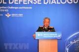 Hoạt động của đoàn Việt Nam trong khuôn khổ Đối thoại Quốc phòng Seoul
