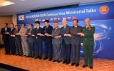 Vietnam alongside ASEAN enhance defense links with RoK