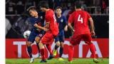 2022年世界杯亚洲区预选赛:泰国队主场 0-0 越南队