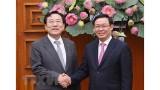 王廷惠副总理:鼓励企业投入专业工业区