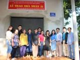 Góp sức trẻ xây dựng quê hương