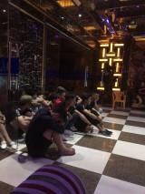 Phát hiện hàng chục khách phê ma túy ở quán Karaoke Sao Đêm