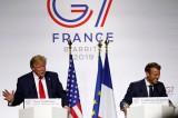 """Một phong cách """"ngoại giao Macron"""""""