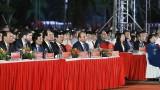 会安古城和美山圣地被联合国教科文组织列入世界文化遗产名录20周年纪念仪式在广南省举行