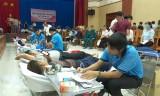 TX.Tân Uyên: Tổ chức Ngày hội hiến máu tình nguyện