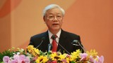 越共中央总书记、国家主席阮富仲向全国少年儿童致以中秋节贺信