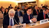 联合国人权理事会第42次会议聚焦讨论气候变化问题