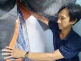 Phường Thuận Giao, TX.Thuận An: Cơ sở sản xuất đồ nhựa  gây ô nhiễm khu dân cư