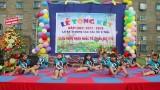 Aerobic Bình Dương lần đầu tham dự giải quốc gia
