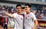 Cầu thủ Bình Dương tỏa sáng và niềm tin của thầy Park