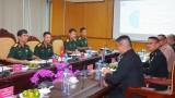 越南与英国和泰国在联合国维和行动加强合作