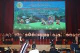 1000多名儿童参加中秋盛会