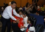 Warmness of 18th provincial mid-autumn festival for disadvantaged pupils, students and children