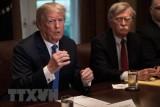 Tổng thống Mỹ lên tiếng về việc sa thải Cố vấn An ninh quốc gia Bolton
