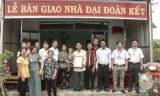 Đảng bộ xã Hiếu Liêm: Gần gũi, chăm lo đời sống nhân dân