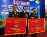 Hiệp hội Doanh nhân cựu chiến binh tỉnh Bình Dương: Đơn vị xuất sắc trong phong trào thi đua năm 2018-2019 cụm miền Đông Nam bộ