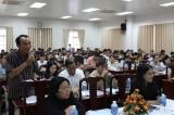 Hội Công chứng viên tỉnh: Mở lớp bồi dưỡng nghiệp vụ công chứng năm 2019