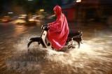 Nam Tây Nguyên và Nam Bộ có nơi mưa rất to, nguy cơ lũ cục bộ