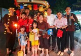 Tuổi trẻ Bàu Bàng: Mang Tết Trung thu đến với trẻ em khó khăn