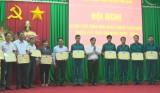 Phú Giáo: Sơ kết xây dựng nền quốc phòng toàn dân giai đoạn 2009-2019