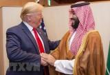Ông Trump: Mỹ sẵn sàng hành động sau vụ tấn công vào Saudi Arabia