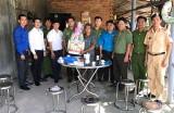 Tuổi trẻ Công an tỉnh: Hành trình tình nguyện theo con đường mang tên Bác