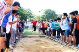 Xây dựng sân chơi giải trí cho công nhân lao động