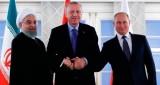 Thổ Nhĩ Kỳ, Nga và Iran chia sẻ lập trường về vấn đề Syria