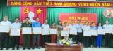 TX.Thuận An: Khen thưởng các tập thể cơ sở Đảng có thành tích xuất sắc trong công tác xây dựng Đảng