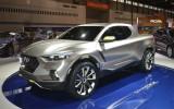Xe bán tải Hyundai có thể đấu Ford Ranger Raptor