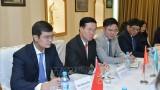 越共中央宣教部部长武文赏访问哈萨克斯坦