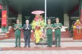 Trường Sĩ quan công binh - Đại học Ngô Quyền khai giảng năm học mới