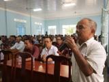 TX. Thuận An: Phường Bình Chuẩn tổ chức Diễn đàn Công an lắng nghe ý kiến nhân dân