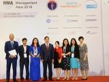 Bệnh viện Quốc tế Hạnh Phúc nhận 2 giải thưởng lớn