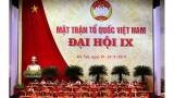 越南祖国阵线第九次全国代表大会隆重开幕