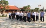 Đoàn công tác của Ban Chỉ đạo công tác thông tin đối ngoại tỉnh học tập, trao đổi kinh nghiệm tại Hải Phòng