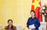 Bế mạc Phiên họp thứ 37 của Ủy ban Thường vụ Quốc hội