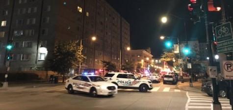 Ít nhất 6 người bị thương trong vụ xả súng tại thủ đô Washington