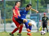 Bóng đá phủi ngày càng chuyên nghiệp