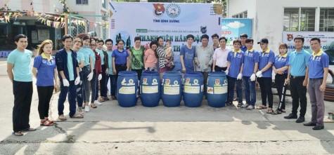 Hội LHTN Việt Nam tỉnh: Nhiều hoạt động hướng đến Đại hội VII