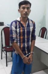 Kẻ trộm ô tô ngày 21-9 đã bị bắt
