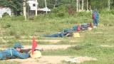 Thị trấn Dầu Tiếng (huyện Dầu Tiếng): Phát triển kinh tế gắn với bảo đảm quốc phòng - an ninh