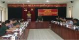 Quân khu 7 tổ chức họp báo cung cấp thông tin tuyên truyền Đại hội Thi đua quyết thắng