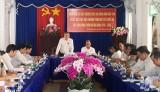 省人民议会常委会:对巴乌邦县新农村建设实现计划进行监督