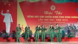 Bay cao tiếng hát cựu chiến binh