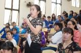 Ngành Y tế Tx.Thuận An: Lắng nghe ý kiến nhân dân