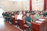 Hội Cựu chiến binh tỉnh: Tập huấn công tác bảo vệ môi trường