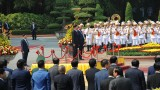 老挝媒体纷纷报道通论•西苏里总理对越南进行正式访问之旅