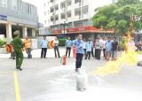 Huy động sức dân trong công tác phòng cháy chữa cháy
